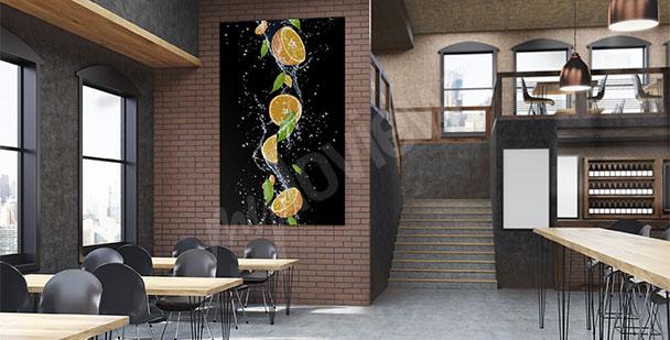 Obraz owoce do restauracji