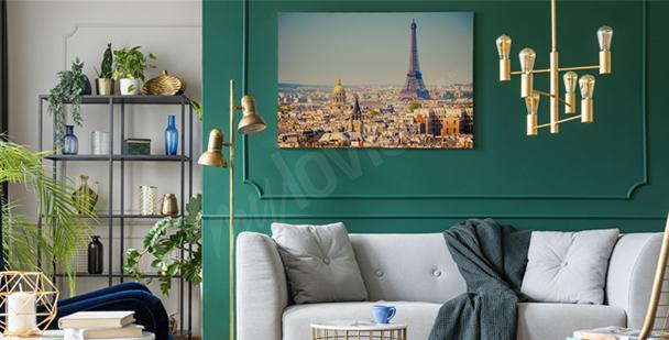 Obraz Paryż Montmartre