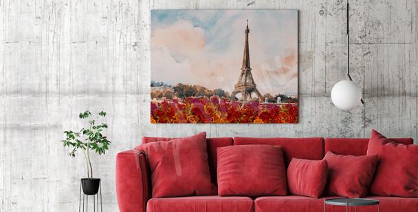 Obraz Paryż do salonu