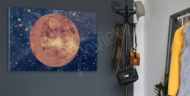 Obraz planety Wenus