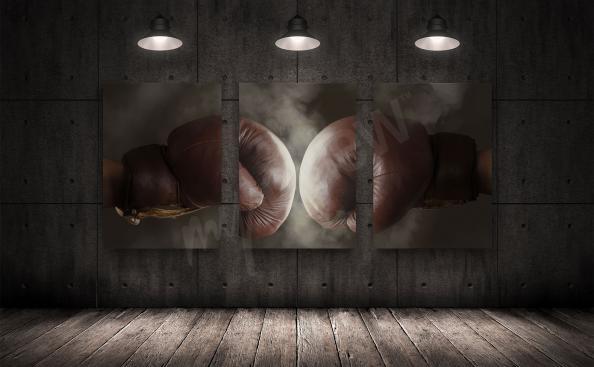 Obraz sport boks