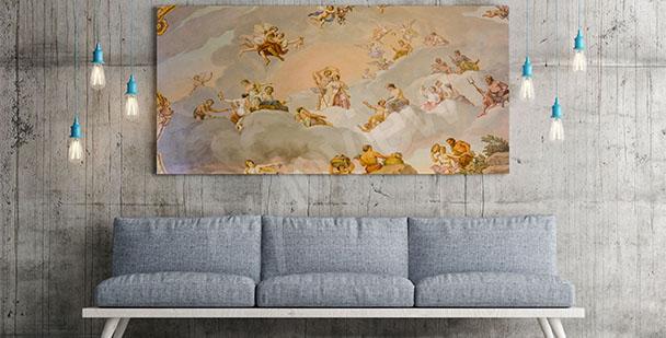 Obraz styl barokowy