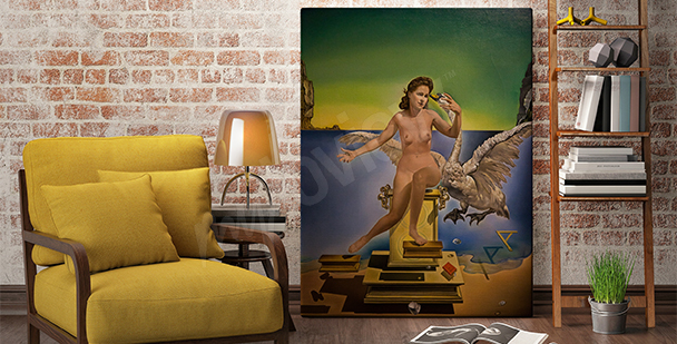 Obraz surrealizm malarstwo