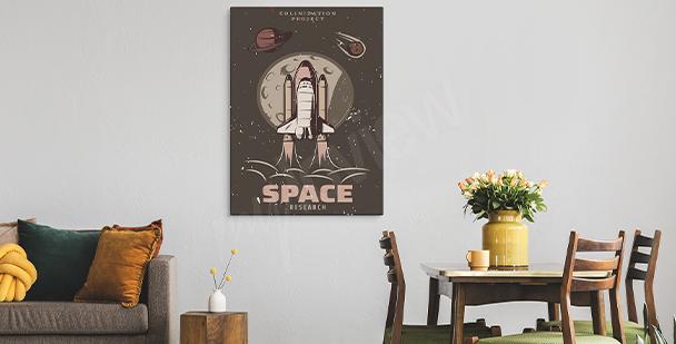 Obrazy Wg Kategorii Kosmos Obrazy Na ścianę Myloviewpl