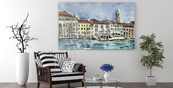 Obraz Wenecja: architektura