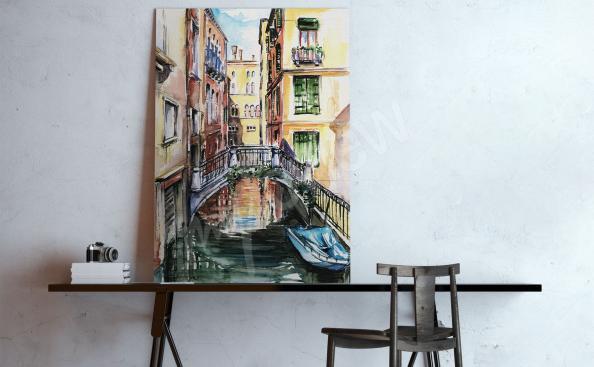 Obraz Wenecja malarstwo