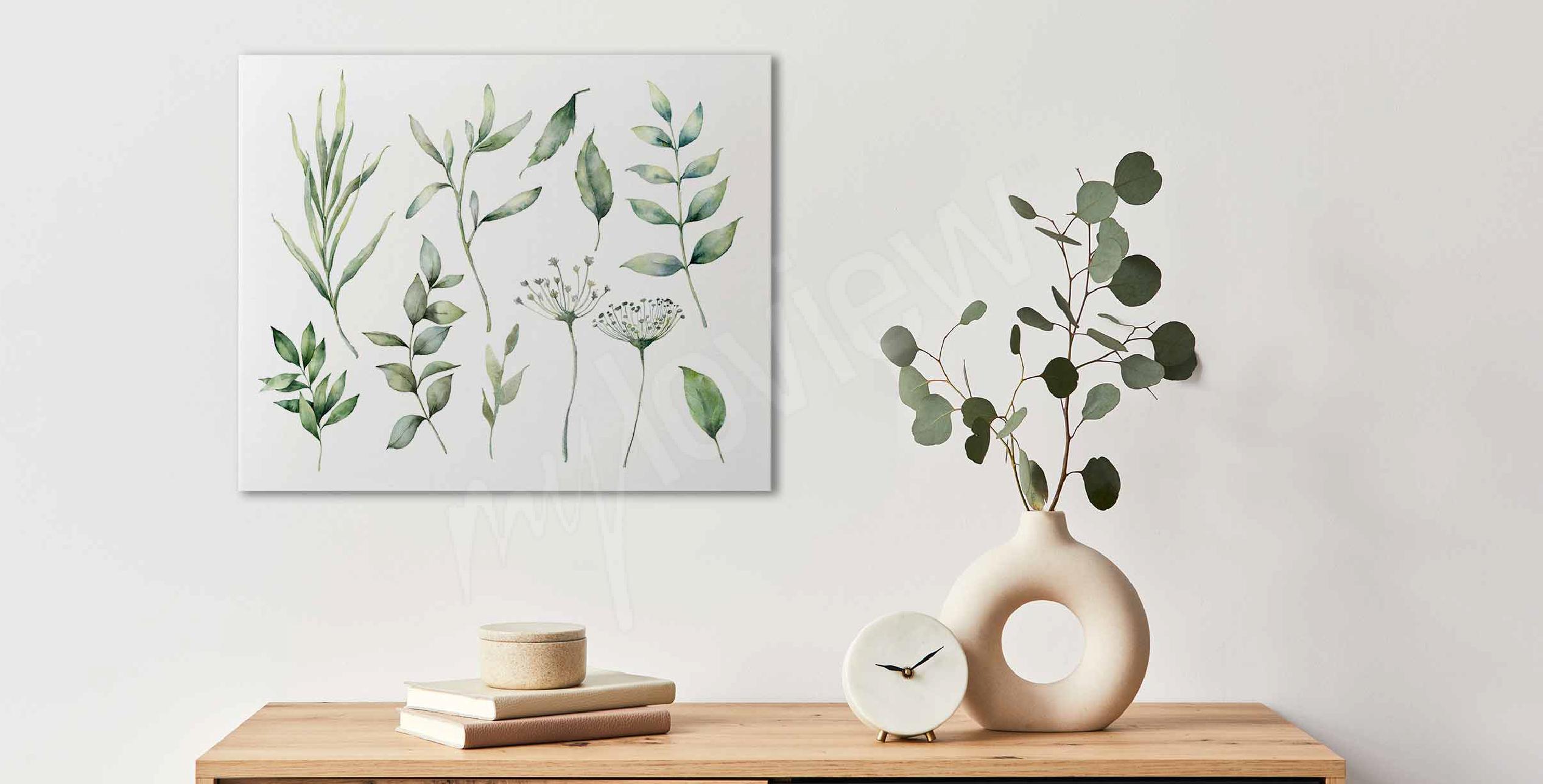 Obraz wiosenne zioła