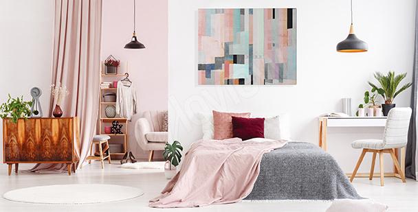 Obraz do sypialni abstrakcja