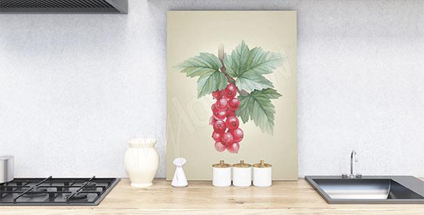 Obraz z owocami do kuchni