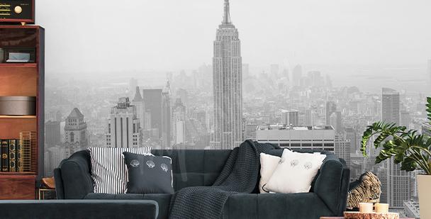 Panoramiczna fototapeta Nowy Jork