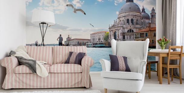 Panoramiczna fototapeta Wenecja