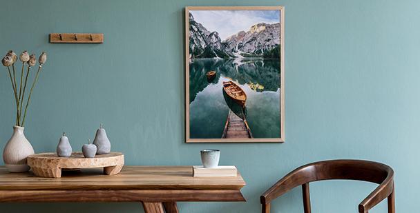 Plakat Lago di Braies