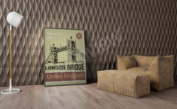 Plakat London Bridge