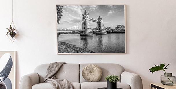 Plakat Tower Bridge