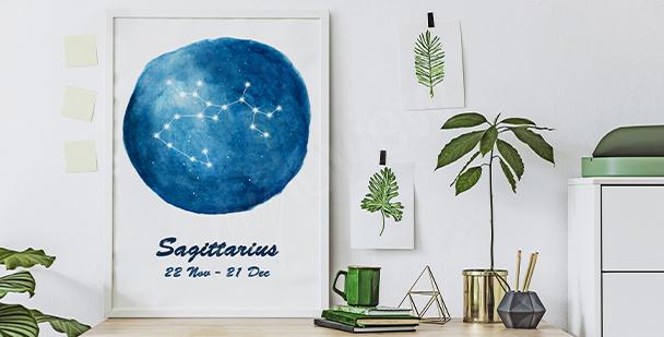 Plakat kosmiczne podróże