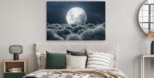 Obraz kosmos dla dzieci