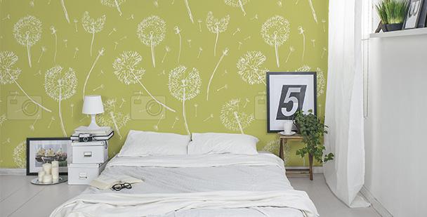 Tapeta minimalistyczna do sypialni