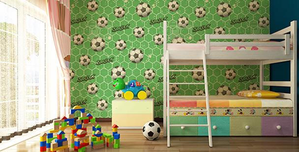 Tapeta piłkarska dla dzieci